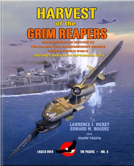 cover for Harvest of the Grim Reapers Vol. I