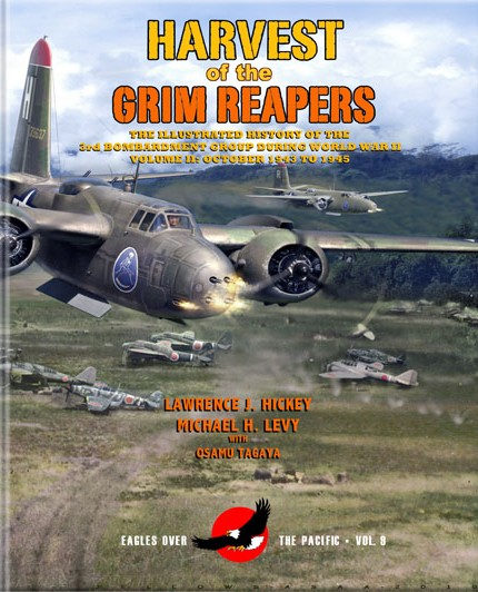 cover for Harvest of the Grim Reapers Vol. II