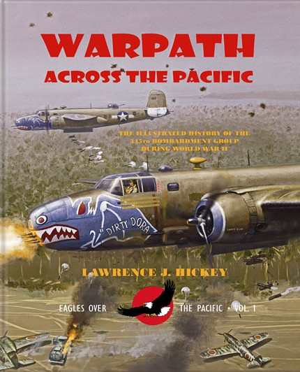 cover for Warpath Across the Pacific