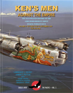 Cover for Ken's Men Against the Empire, Vol. II