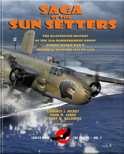 cover for Saga of the Sun Setters Vol. II